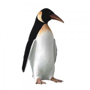 Pinguino alto 90 cm con...