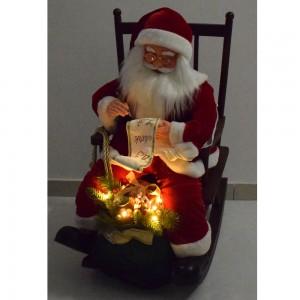 Babbo Natale su Sedia a...