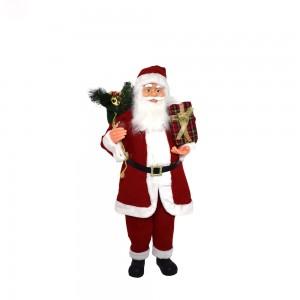 Babbo Natale da 110 cm