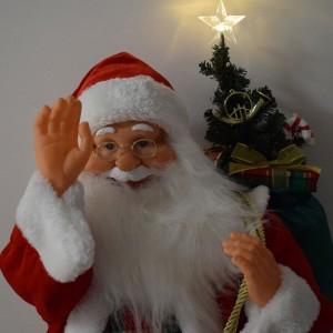 Babbo Natale sul Fumaiolo...