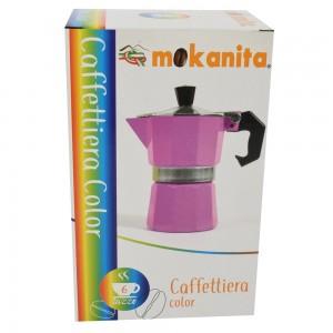 Caffettiera Mokanita COLOR...