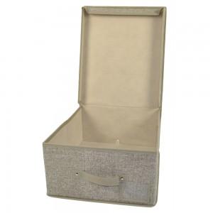Box abiti in tessuto TNT...