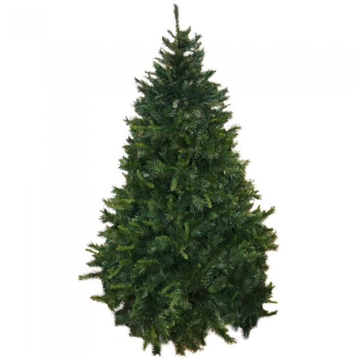 Albero Di Natale Slim 240.Albero Di Natale Pino Los Angeles 240 Cm 1850 Punte