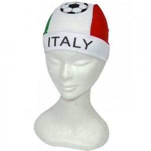 Bandana Italia Tricolore,...