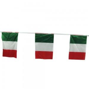Festone Bandierine Italia...