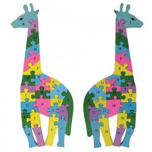 Costruisci la Giraffa,...
