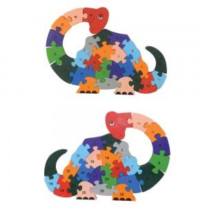 Costruisci il Dinosauro,...
