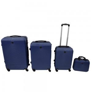 Set di valigie blu scuro -...