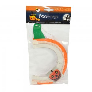 Zucca Halloween, Festone...