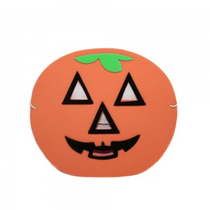 Mascherina Zucca Halloween,...