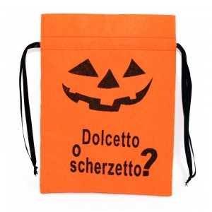 Sacchetto Halloween...