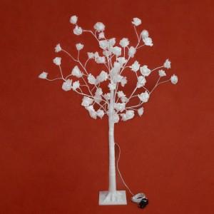 Albero Rose Bianche...
