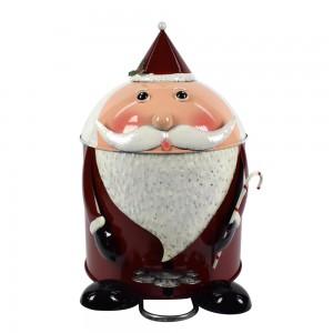 Babbo Natale Pattumiera In...