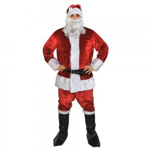 Costume Da Babbo Natale In...