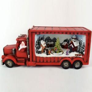 Camion Scenario Natalizio...