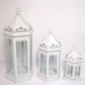 Lanterne Set 3 Pezzi...