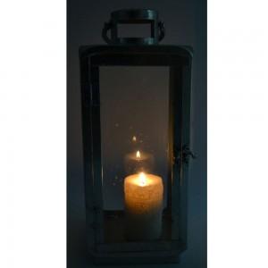 Lanterne Set 3 Pezzi Oro,...