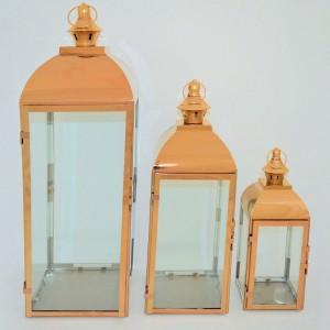 Lanterne Set 3 Pezzi Color...
